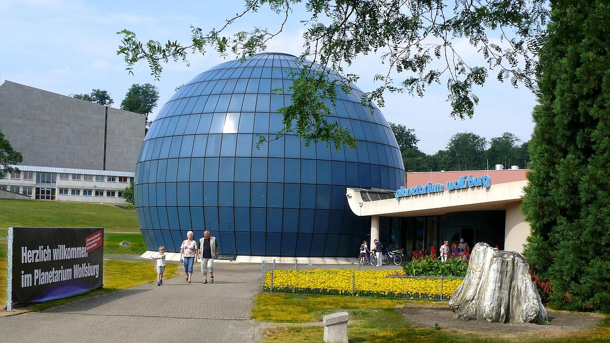 Planetarium Wolfsburg öffnungszeiten